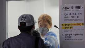 Coronavirus: South Korean case surge spreads beyond Seoul
