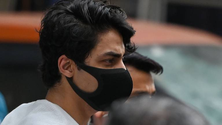 An image that illustrates this article Aryan Khan granted bail by high court in drugs case
