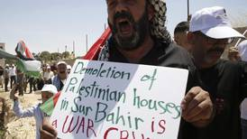 Sur Baher home demolitions illustrate a vicious spiral of oppression in Palestine