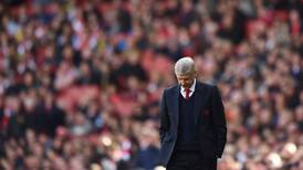 Arsenal in a different kind of fight now: Arsene Wenger's underachievement continues