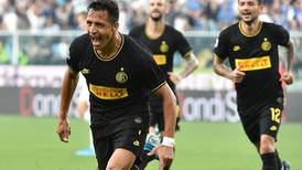 Alexis Sanchez scores and gets sent off in full debut as Inter Milan extend perfect start