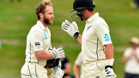 New Zealand claim Test series win over England after drawn match in Hamilton