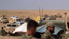 US retaliates after rocket attack in Syria