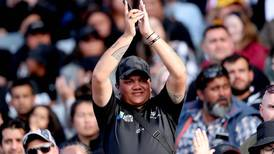 Bledisloe Cup: New Zealand overpower Australia in front of 46,000 fans in Auckland - in pictures