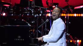 John Legend will play Dubai's Coca-Cola Arena this January