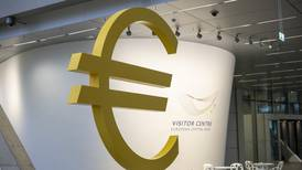 Euro outpaces dollar for global payments for the first time since 2013