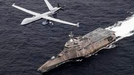 US Navy launches Middle East drone task force amid Iran tension