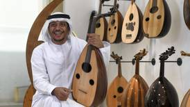 Portrait of a Nation: meet the Abu Dhabi oud player with an audience of 130 million
