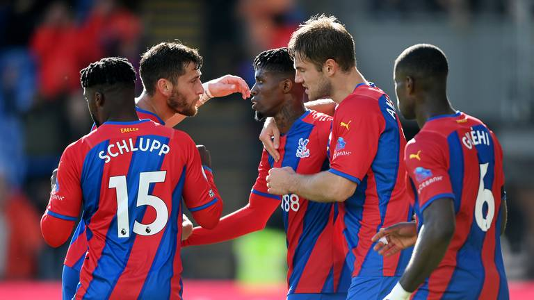 An image that illustrates this article Crystal Palace player salaries 2021-22: Who are the highest paid stars at Selhurst Park?