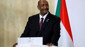 Sudan's military committed to democracy, says head of transitional council