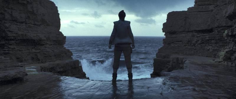 Star Wars: The Last Jedi..Photo: Film Frames Industrial Light & Magic/Lucasfilm..©2017 Lucasfilm Ltd. All Rights Reserved.