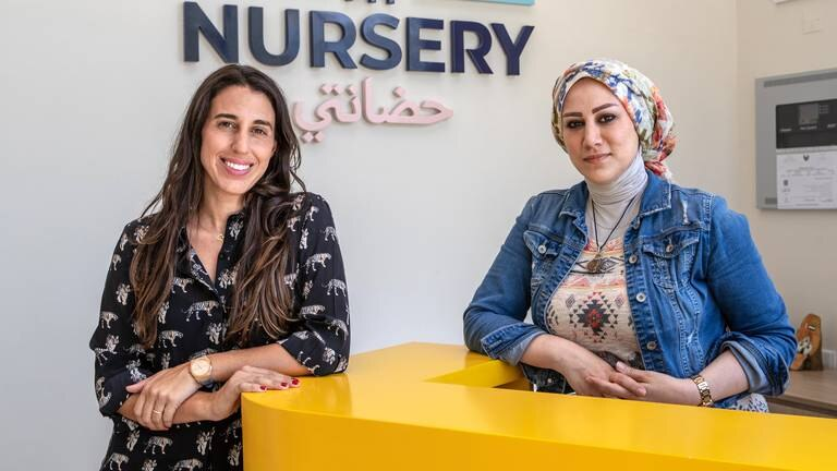 An image that illustrates this article One of the UAE's oldest nurseries reopens in new building