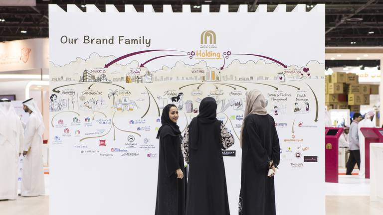An image that illustrates this article Why undergraduates in the UAE should learn about their family business