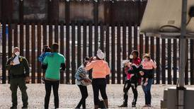 Child border crossings surging and straining US facilities