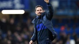 Frank Lampard 'amused' by Jurgen Klopp's comments on Chelsea's big spending