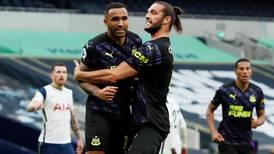 Karl Darlow 9, Callum Wilson 6; Harry Kane 8, Eric Dier 7: Tottenham v Newcastle player ratings