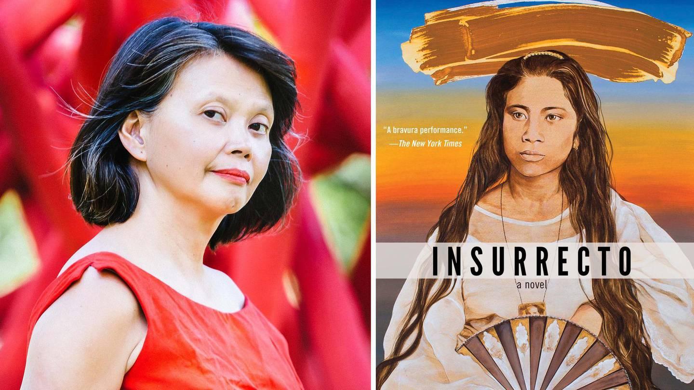 Insurrecto by Gina Apostol. Courtesy Soho Press