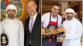 13 Dubai restaurants Sheikh Hamdan has dined at: from Caviar Kaspia to Czn Burak