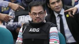 Filipino drug dealer extradited from Abu Dhabi says he gave money to Philippine senator