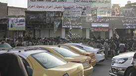 Tensions are running high in the Iraqi city of Nasiriyah before Sunday's national elections.