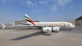 New Emirates liveries celebrate the UAE turning 50