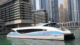 New evening ferry will sail around Dubai's landmarks