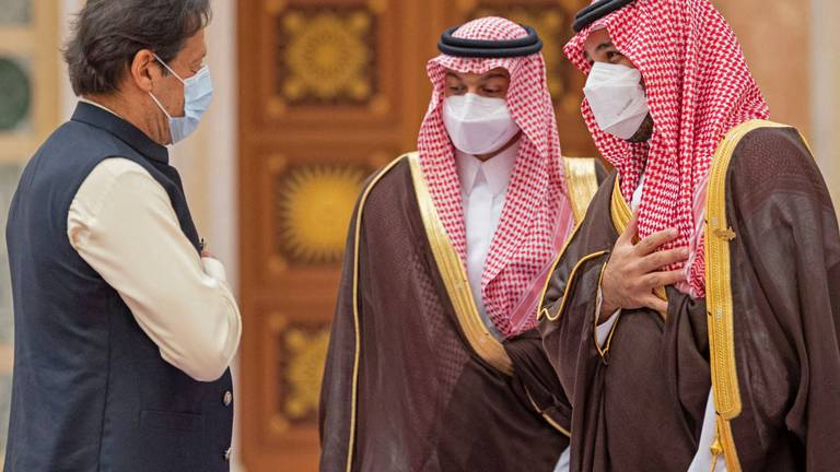 An image that illustrates this article Saudi Arabia agrees to provide $4.2bn in financial assistance to Pakistan
