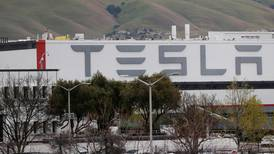 Tesla aims to restart US plant after green light from California Governor