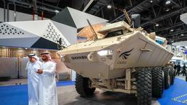 Idex organisers expect UAE defence deals to match 2019 levels