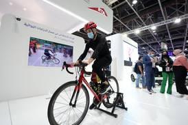 Gitex 2021: Hi-tech cameras will detect cyclists without helmets on Dubai bike tracks