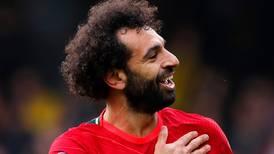 See Mohamed Salah's season goals as he breaks Liverpool's 10 game scoring record