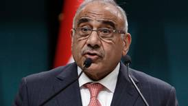 Iraqi prime minister orders decree to rein in Iranian-allied militias