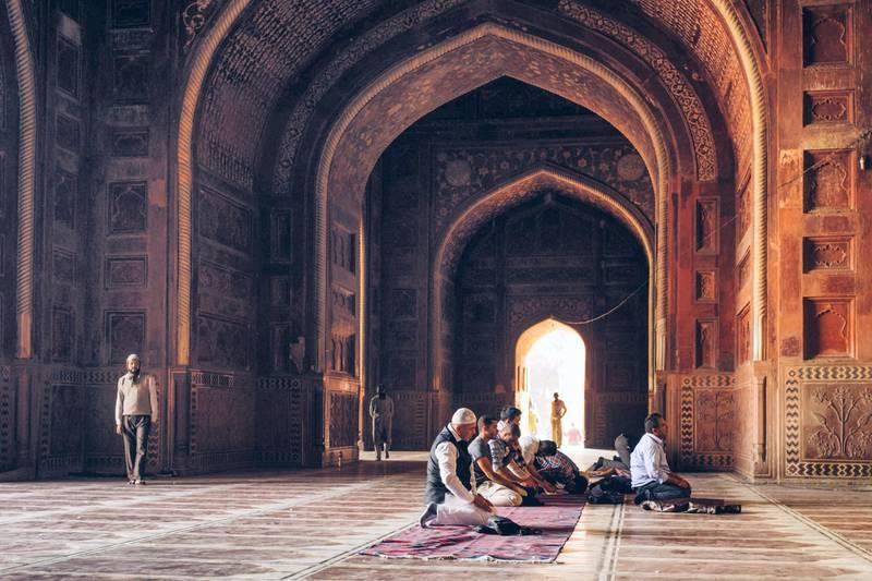 Agra, India. Photo: Christopher Wilton-Steer and The Aga Khan Development Network
