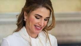 Queen Rania of Jordan meets group of inspirational women in Washington