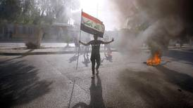 Iraqis protesters are changing the fate of their country