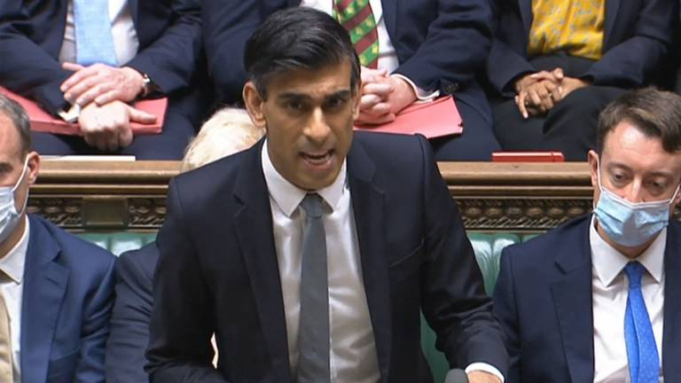 An image that illustrates this article Key points from Rishi Sunak's autumn budget 2021