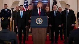Oil retreats as US-Iran tensions de-escalate