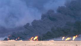 Into the apocalypse: Kuwaitis recall the desperate struggle to control the 1991 oil fires