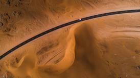 The greatest escape: a Namibian road safari