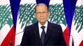 Lebanon's president ready to give statement about Beirut blast