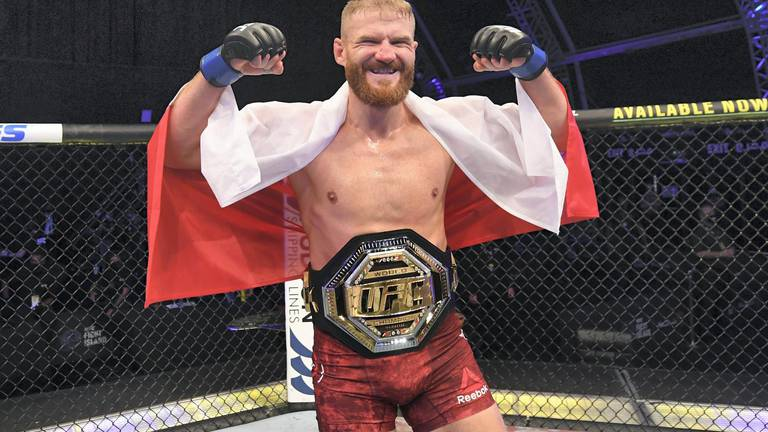 An image that illustrates this article UFC 267: When is it, fight card and how to watch in UAE