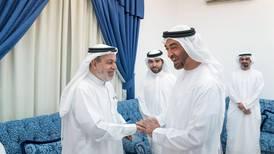 Sheikh Mohamed bin Zayed's teacher makes poignant tribute as past pupil turns 60