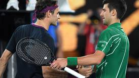 ATP chief: '70 per cent' of season can be saved with August return - any later then 'problems increase tenfold'
