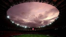 Brazilian Serie B player substituted at halftime after testing positive for Covid-19
