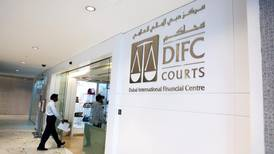 DIFC Courts in bid to support firms trading on China's Belt and Road