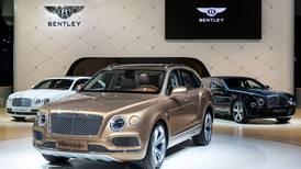Concepts, classics and new metal at the Dubai International Motor Show 2015
