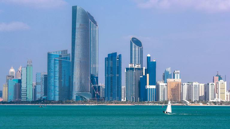 An image that illustrates this article How Abu Dhabi can help start-ups grow