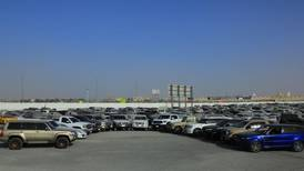 Thousands of illegally modified cars confiscated in Dubai