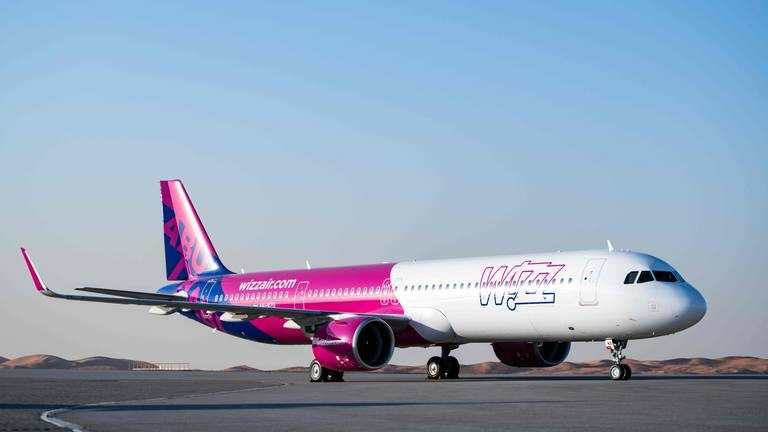 An image that illustrates this article Wizz Air Abu Dhabi launches flights to Bahrain with fares starting from Dh129