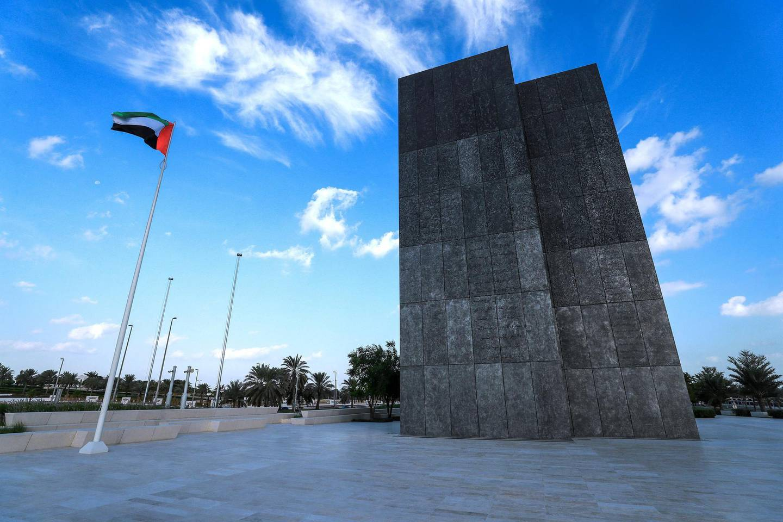 Abu Dhabi, U.A.E., November 27, 2018.  Wahat Al Karama for Shireena.Victor Besa / The NationalSection:  NAReporter:  Shireena Al Nowais